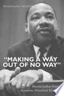 Making a Way Out of No Way  Book