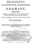 Bradshaw s illustrated hand book to Germany Book
