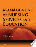 Management of Nursing Services and Education