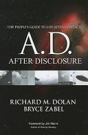A. D. : After Disclosure