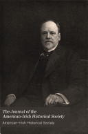 The Journal of the American-Irish Historical Society