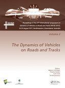 Dynamics of Vehicles on Roads and Tracks Vol 2