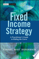 Fixed Income Strategy