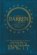 Barren Book