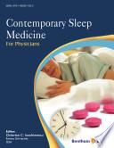 Contemporary Sleep Medicine For Physicians Book
