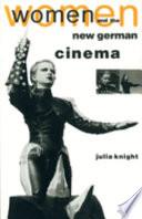 Women And The New German Cinema