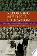 Reforming Medical Education