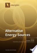 Alternative Energy Sources Book
