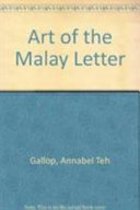 The Legacy of the Malay Letter