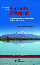 Enfants d'Ararat [Pdf/ePub] eBook