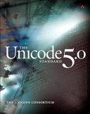 The Unicode Standard 5 0