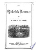 The Blithedale romance (1876)