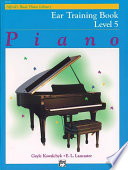 Alfred s Basic Piano Library   Ear Training Book 5