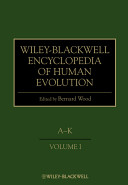 Wiley Blackwell Encyclopedia Of Human Evolution 2 Volume Set