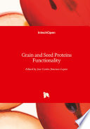 Grain and Seed Proteins Functionality