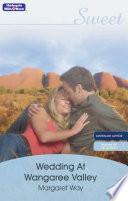 Wedding At Wangaree Valley Book