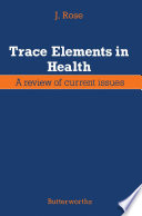 Trace Elements in Health Book