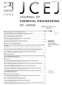 Journal of Chemical Engineering of Japan
