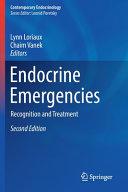 Endocrine Emergencies Book