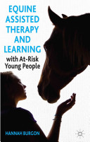 Equine Assisted Therapy and Learning with At Risk Young People Book