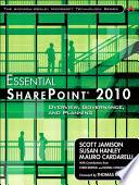 Essential Sharepoint 2010 Book PDF
