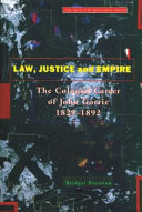 Law, Justice, and Empire
