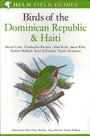 Field Guide to the Birds of the Dominican Republic   Haiti