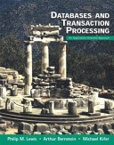 Databases and Transaction Processing An Application Oriented Approach with Learning Sql A Step by Step Guide Using Oracle Book