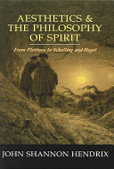 Aesthetics   The Philosophy Of Spirit