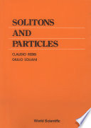 Solitons and Particles