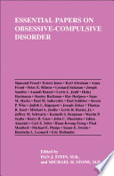 Essential Papers on Obsessive-compulsive Disorder Pdf/ePub eBook