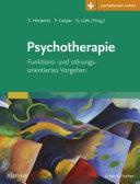 Psychotherapie Funktions- und störungsorientiertes Vorgehen