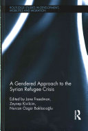 A gendered approach to the Syrian refugee crisis