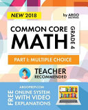 Common Core Math Workbook  Grade 4 Book
