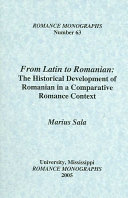 From Latin to Romanian