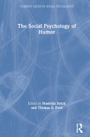 The Social Psychology of Humor