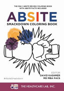 Absite Smackdown  Coloring Book