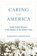 Caring for America Pdf/ePub eBook
