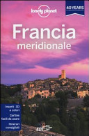 Guida Turistica Francia meridionale Immagine Copertina