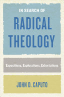 In Search of Radical Theology Book