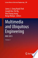 Multimedia and Ubiquitous Engineering Book