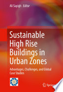 Sustainable High Rise Buildings in Urban Zones Book