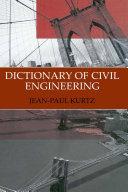 Pdf Dictionary of Civil Engineering Telecharger