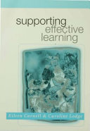 Supporting Effective Learning Pdf/ePub eBook