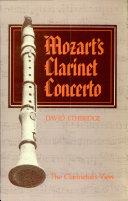Mozart's Clarinet Concerto
