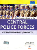 The Pearson Guide to the Central Police Forces