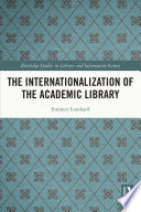 The Internationalization of the Academic Library