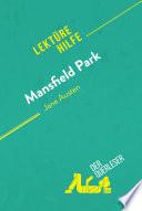 Mansfield Park von Jane Austen (Lektürehilfe)