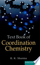 Text Book Of Coordination Chemistry