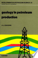 Geology in Petroleum Production Book